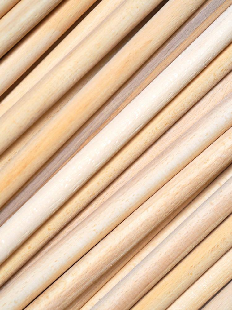 Drewniane kije
