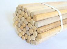 Parawany drewniane