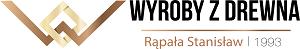 wyroby z drewna stanisław rąpała logo